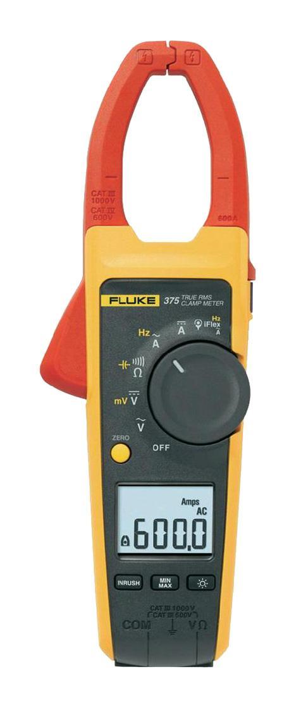 Клещи Fluke 375 токовые клещи fluke i310s