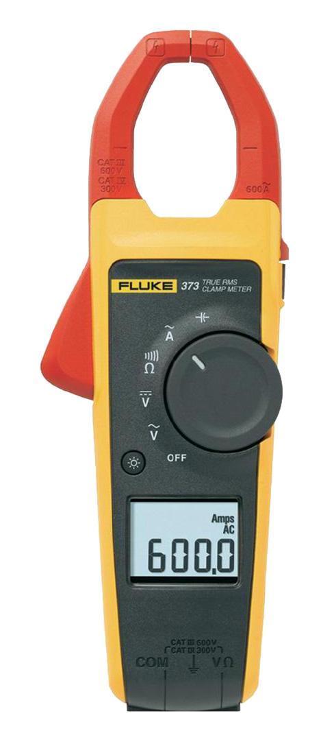 Клещи Fluke 373  токовые клещи fluke i310s