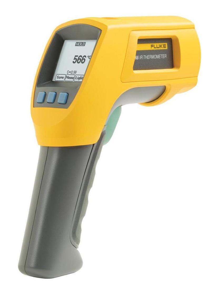Пирометр (термодетектор) Fluke 566 промышленный тепловизор fluke ti90 9hz