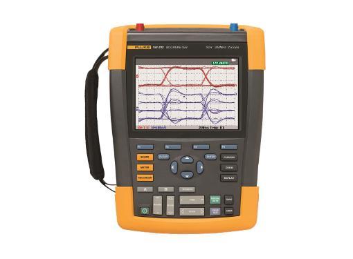 Мультиметр-осциллограф FLUKE 190-202 портативный 200 МГц