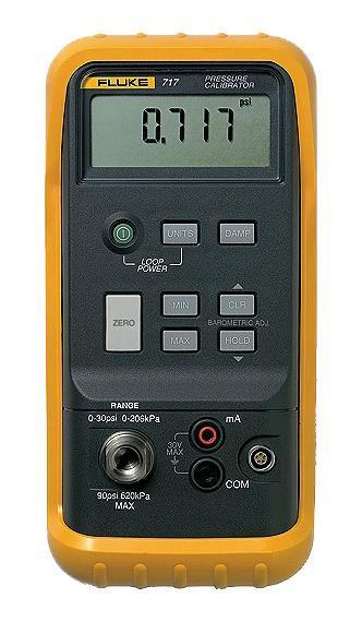 Калибраторы датчиков давления Fluke 717 1500g калибратор fluke 717 10000g
