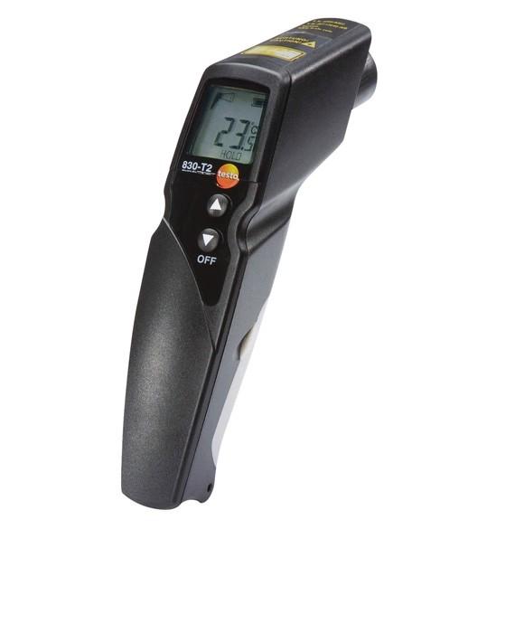 Пирометр (термодетектор) Testo 830-t2 измеритель влажности и температуры testo 606 2