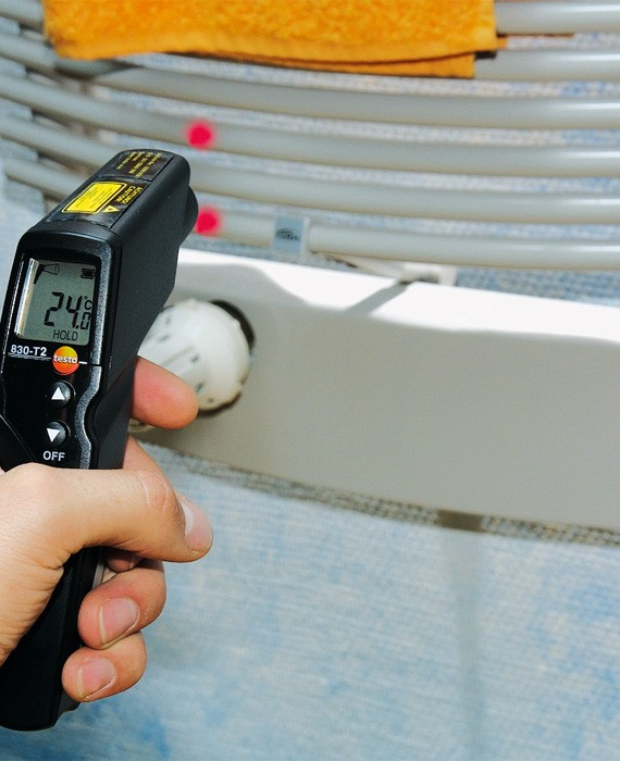 Пирометр (термодетектор) Testo 830-t2