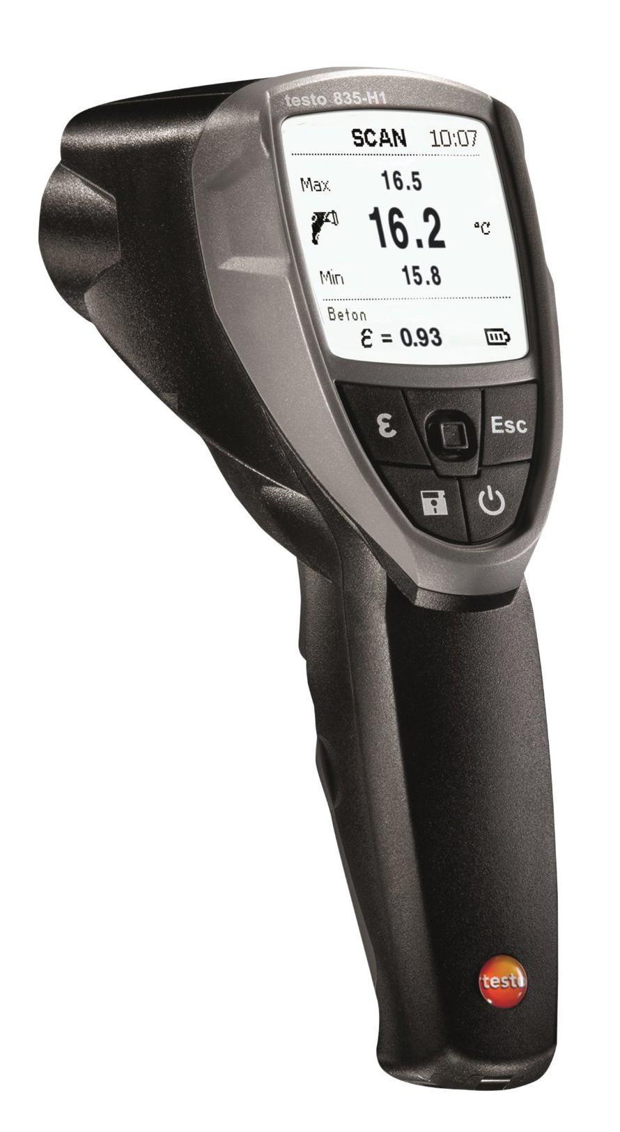 Пирометр (термодетектор) Testo 835-h1