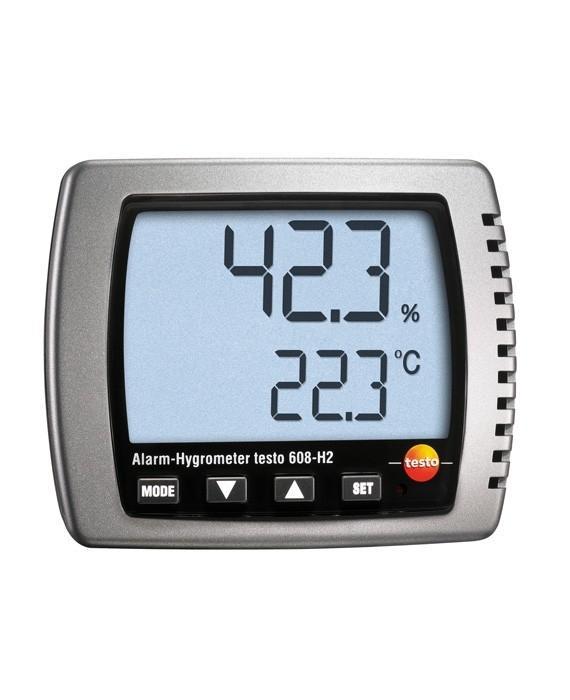 Термогигрометр Testo 608-h2 термогигрометр testo 625