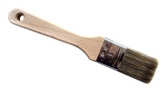 Купить Кисть флейцевая ЛАЗУРНЫЙ БЕРЕГ КФ-35х12-d5