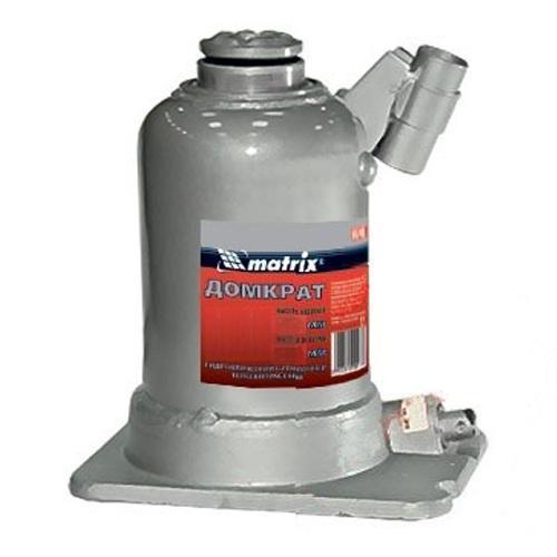 Домкрат Matrix 507455 домкрат белак бак 00037 32т