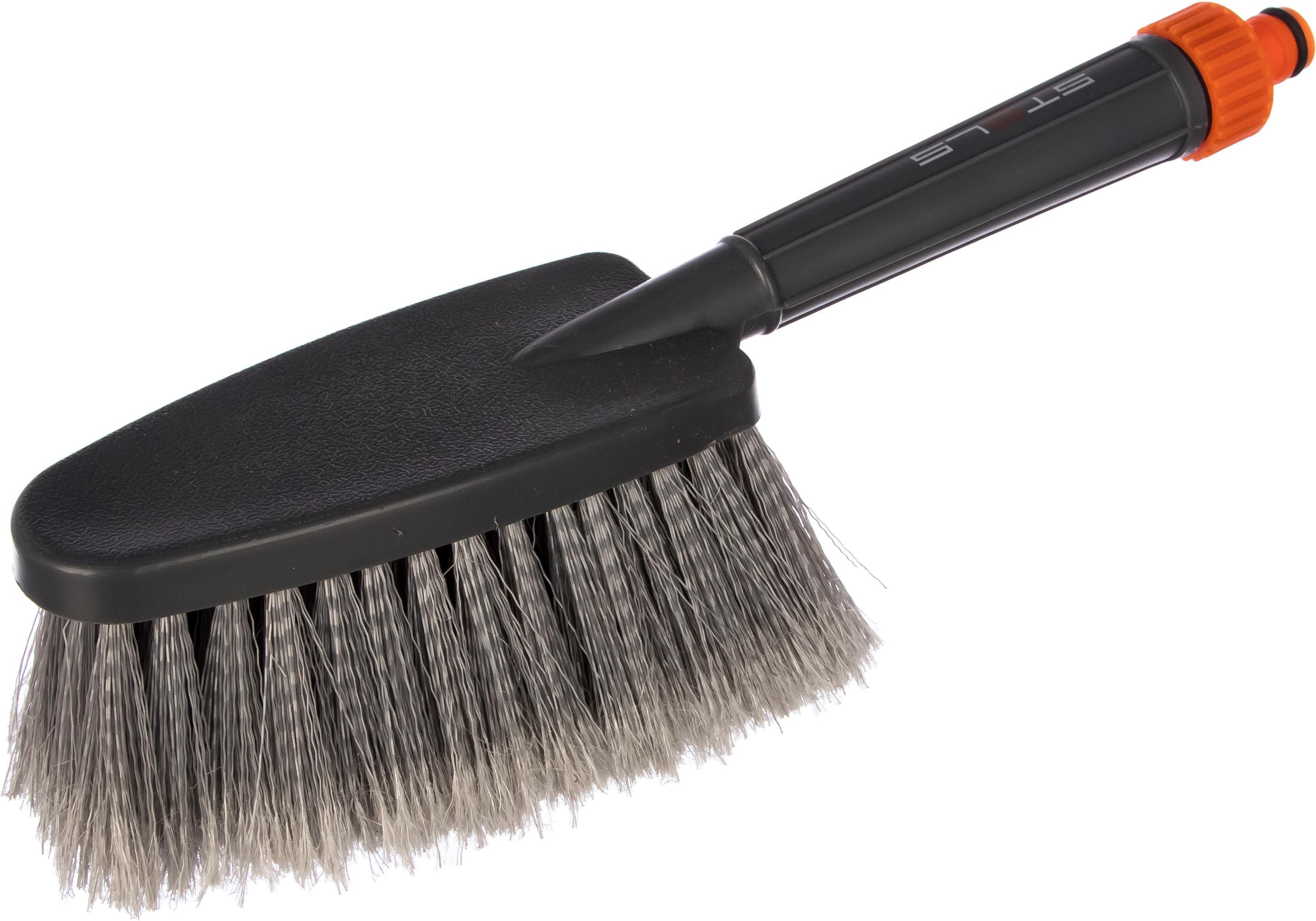 Щётка Stels 55222 щетка для мытья автомобиля с подачей воды stels 55227