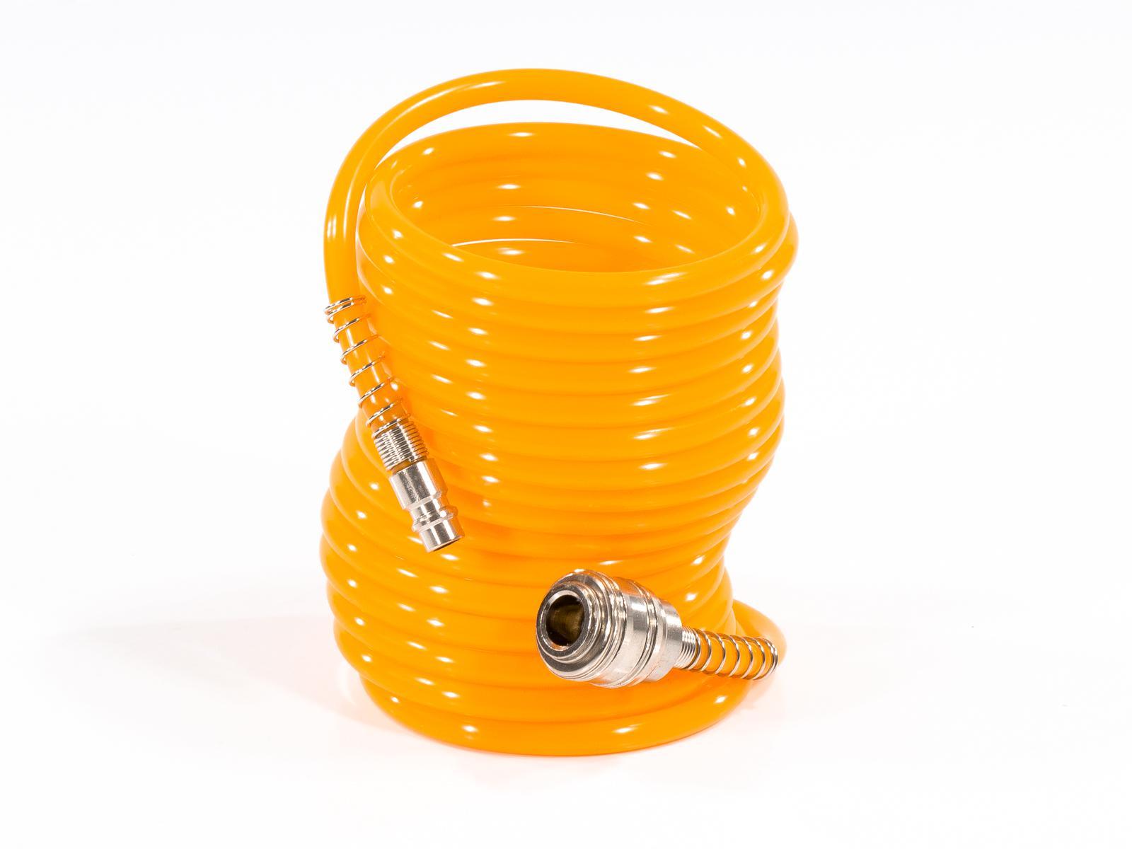 Купить со скидкой Шланг спиральный для пневмоинструмента Matrix 57002