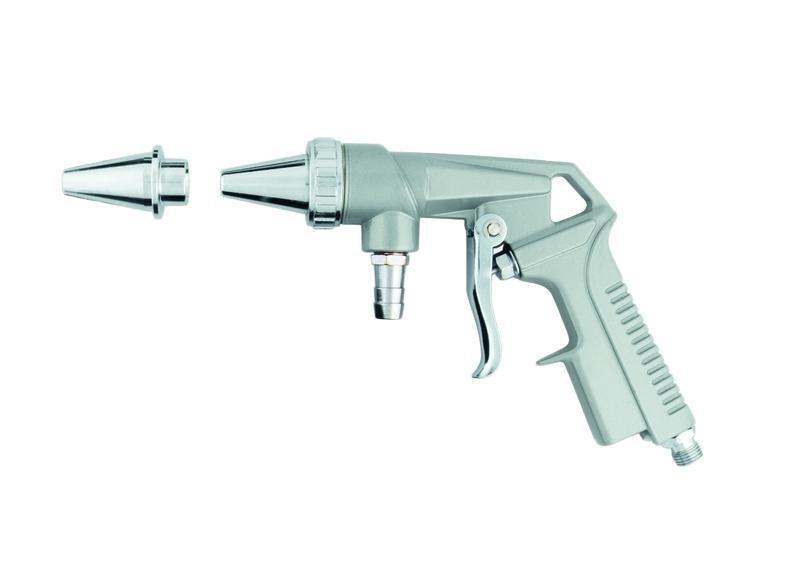 Пистолет пескоструйный Matrix 57328 пескоструйный аппарат jtc 5324