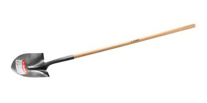 Лопата ЗУБР 39351_z01 мини лопата штыковая truper с черенком 69 см