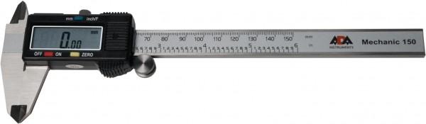 Штангенциркуль Ada Mechanic 150 пластина ada ice blade 150 1000мм