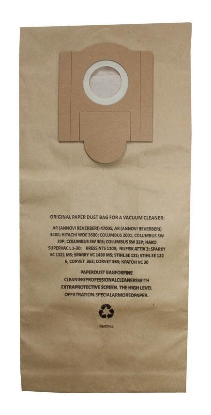 Мешок Air paper P-3031 от 220 Вольт