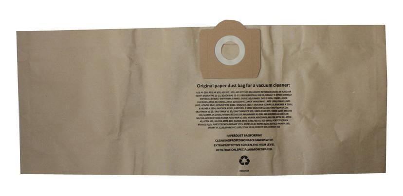 Мешок Air paper P-3041 от 220 Вольт
