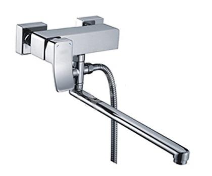 Смеситель для ванны Wasserkraft Aller 1062l смеситель wasserkraft weser 7801 9060821