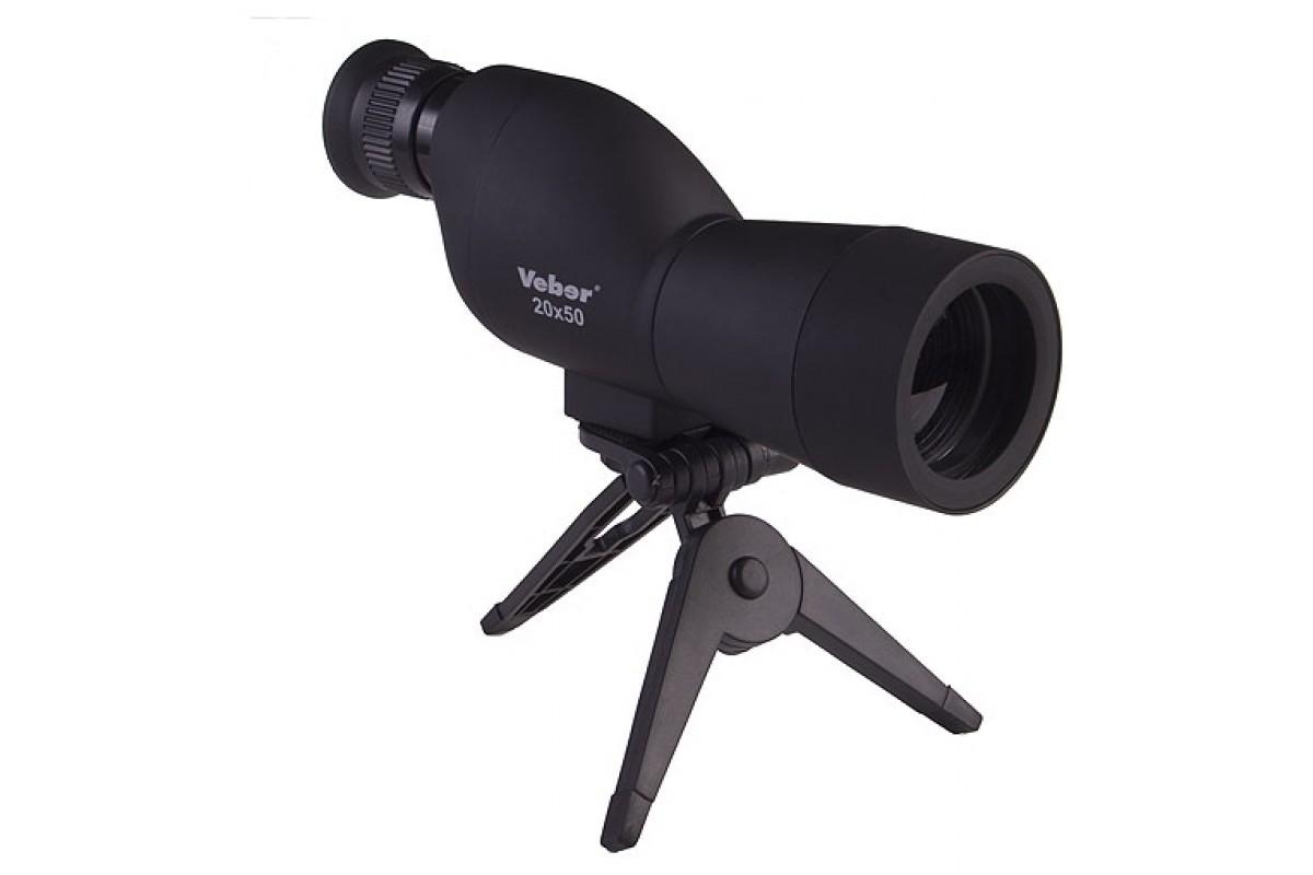 Зрительная труба Veber 20*50 st8201 зрительная труба veber 20 х 50 st8201