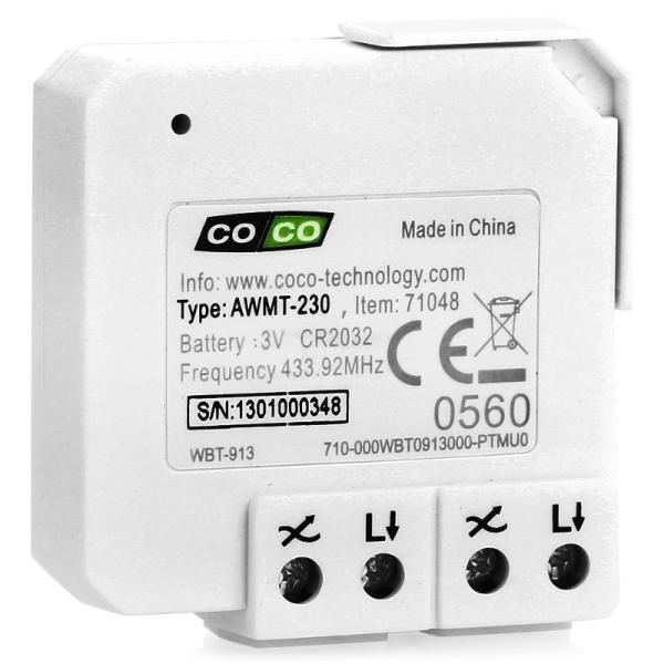 Трансмиттер Coco Awmt-230 тушь для ресниц chado mascara divin 230 цвет 230 brun variant hex name 635352