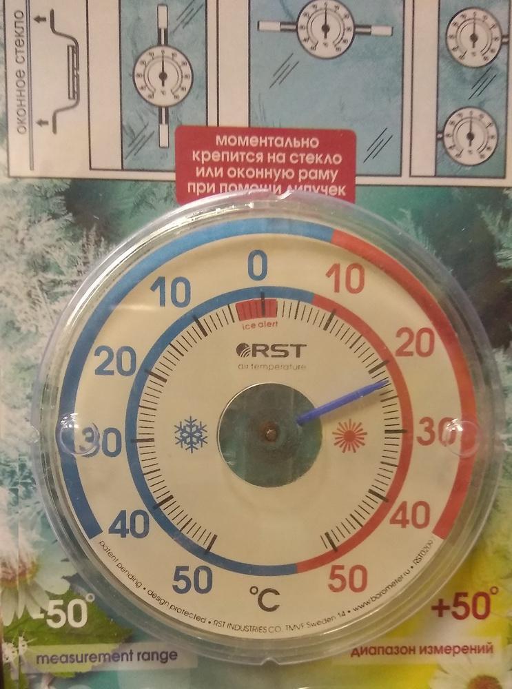 RST Термометр Rst 02097 (РСТ00002385)