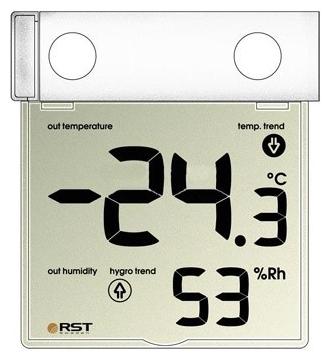 Термогигрометр Rst