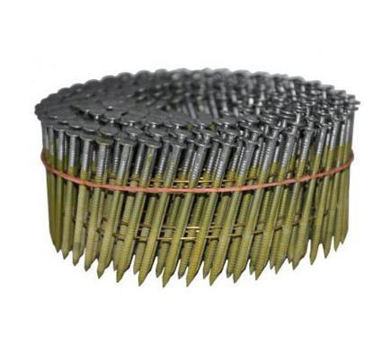 Гвозди для степлера СЕВЕРСТАЛЬ 2.8 х 90 мм винт. 4500 шт.