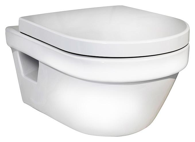 Унитаз подвесной Gustavsberg Hygienic flush wwc 5g84hr01