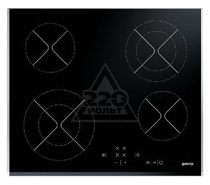 Встраиваемая варочная панель GORENJE ECT640BXC