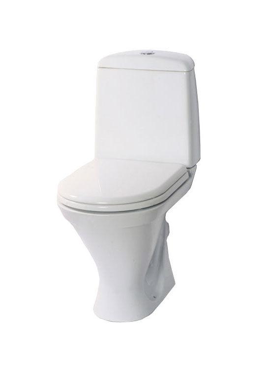 Унитаз-компакт напольный Sanita Аттика эконом унитаз компакт напольный sanita стандарт комфорт