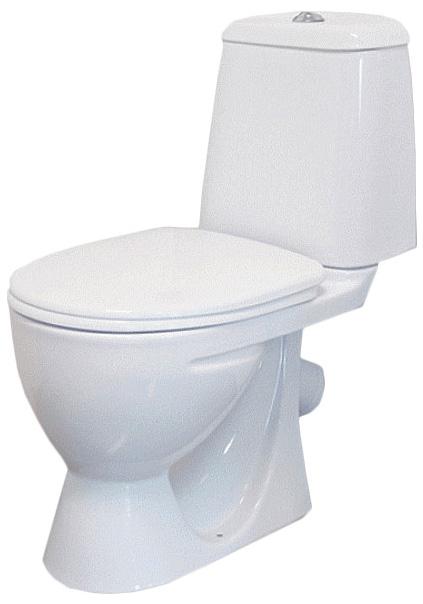 Унитаз-компакт напольный Sanita Идеал эконом унитаз компакт напольный sanita стандарт комфорт