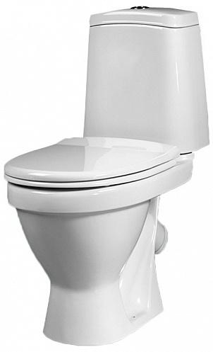 Унитаз-компакт напольный Sanita Лада эконом унитаз компакт напольный sanita стандарт комфорт