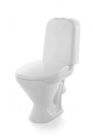 Унитаз-компакт напольный Sanita Самарский комфорт унитаз компакт напольный sanita стандарт комфорт
