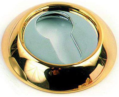 Накладка ArchieДверная фурнитура<br>Тип дверной фурнитуры: накладка,<br>Материал: ЦАМ,<br>Цвет: золото<br>