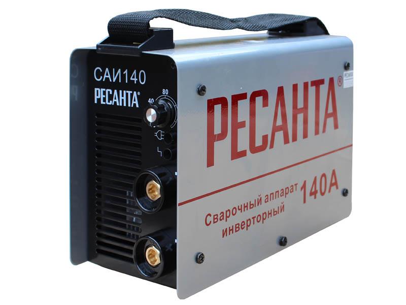 Сварочный аппарат РЕСАНТА САИ-140 сварочный полуавтомат ресанта саипа135