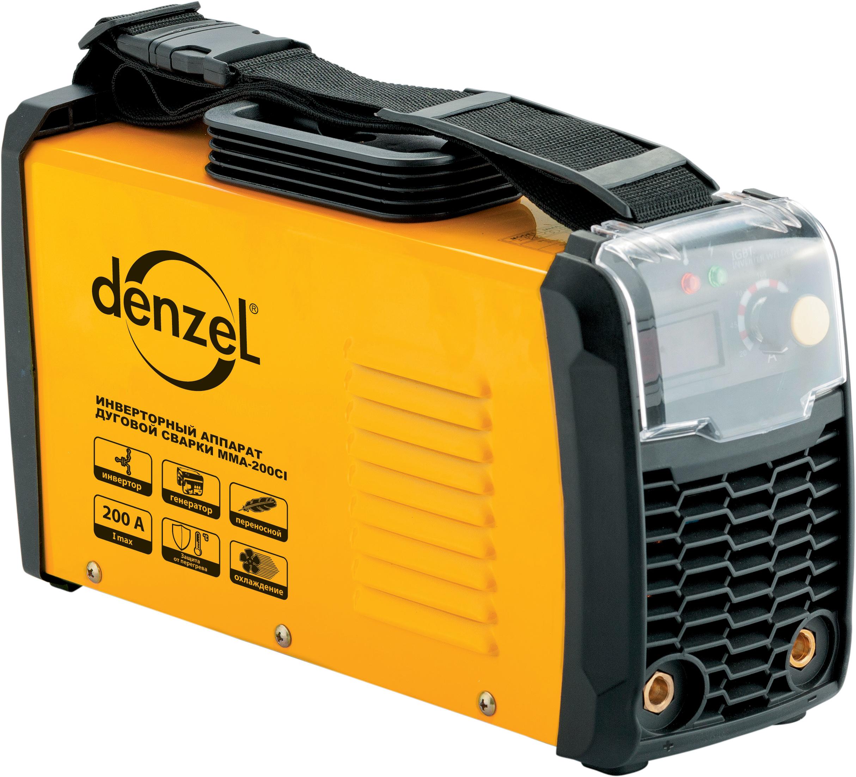 Сварочный аппарат Denzel ММА-200ci