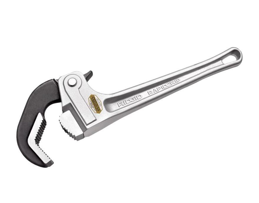 Ключ трубный самозахватный Ridgid 12698 цены