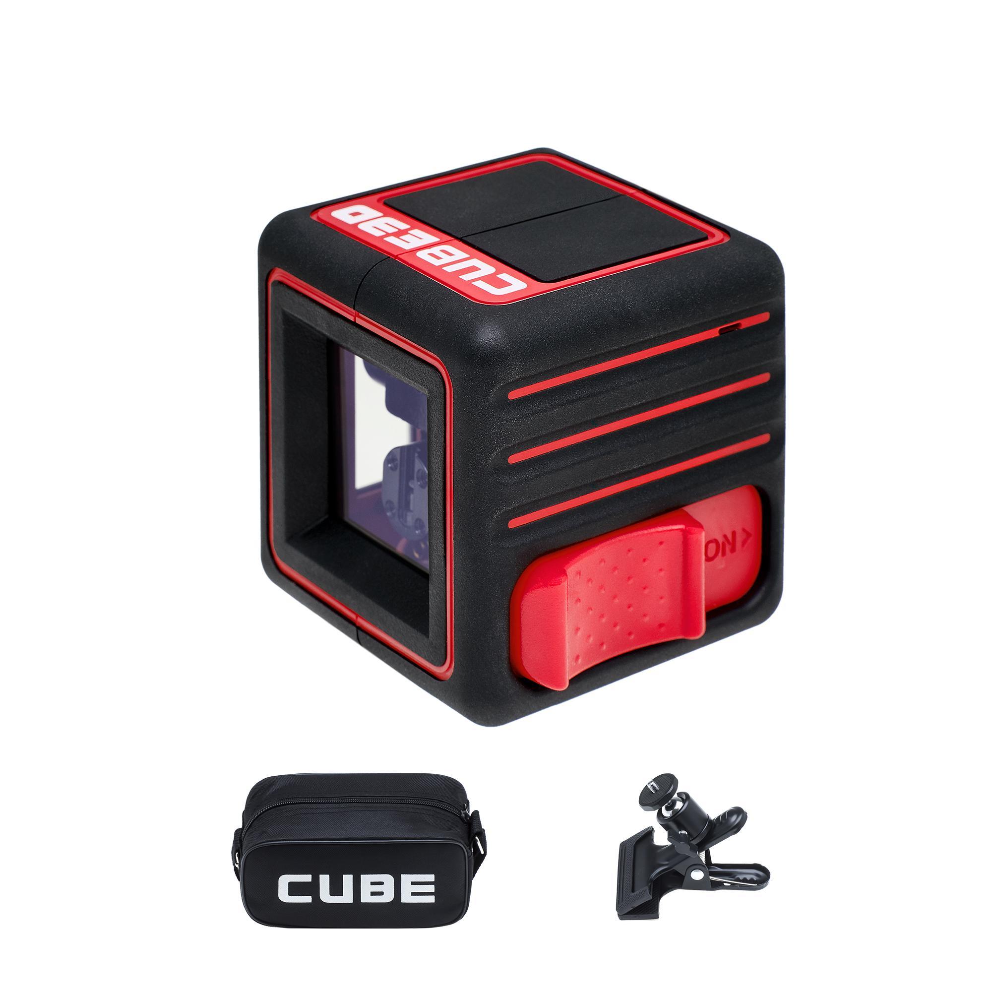 Построитель лазерных плоскостей Ada Cube 3d home edition уровень ada cube 3d home edition