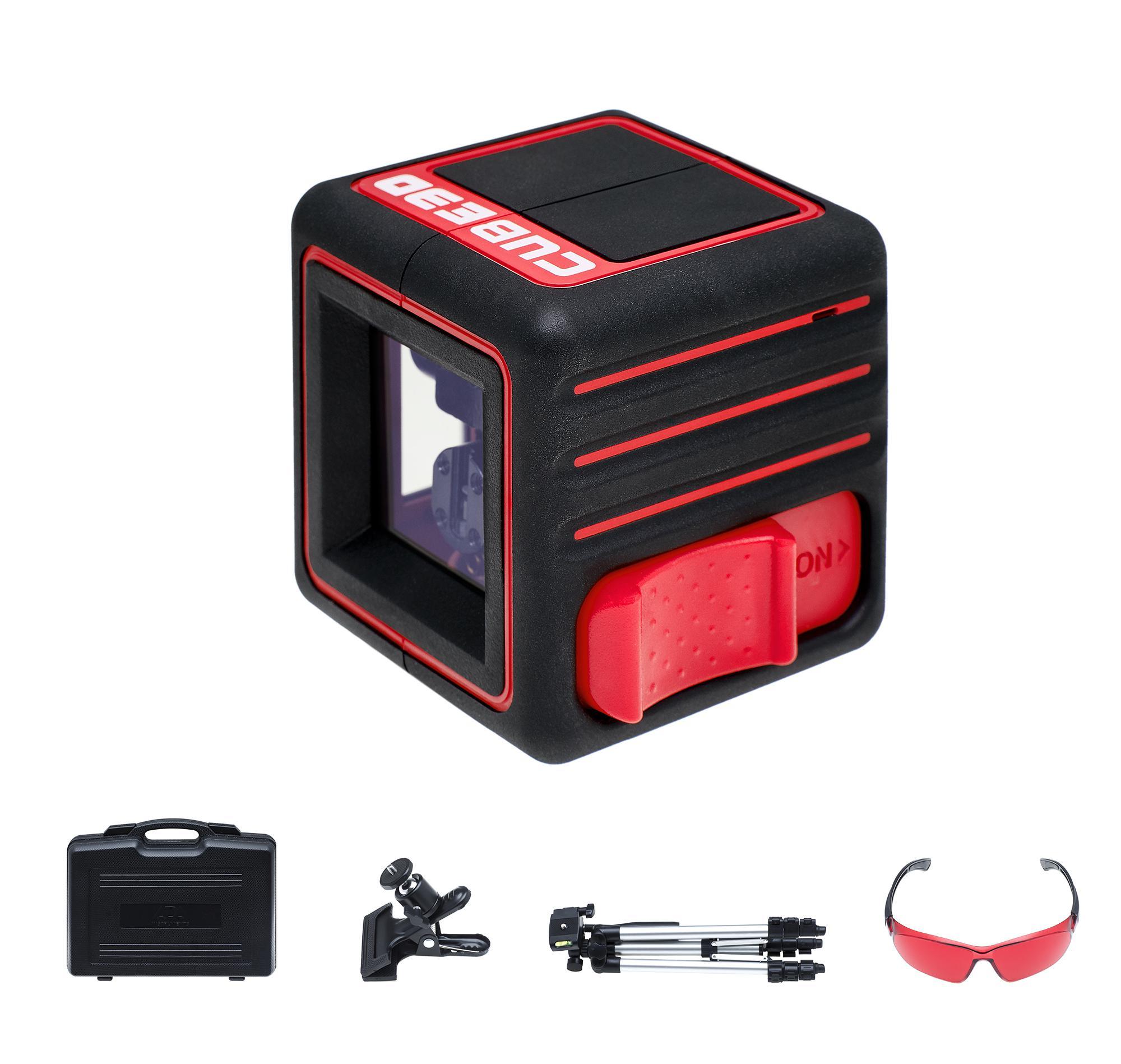 Лазерный построитель плоскостей Ada Cube 3d ultimate edition уровень ada cube 3d home edition
