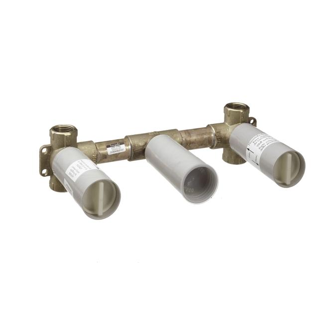 Скрытая часть Axor 10303180 axor термостатaxor starck 12410000 для ванны с душем