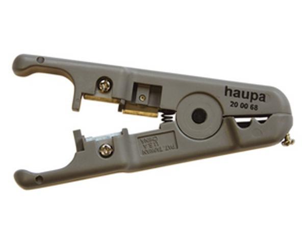 Щипцы для зачистки электропроводов Haupa 200068 цена и фото