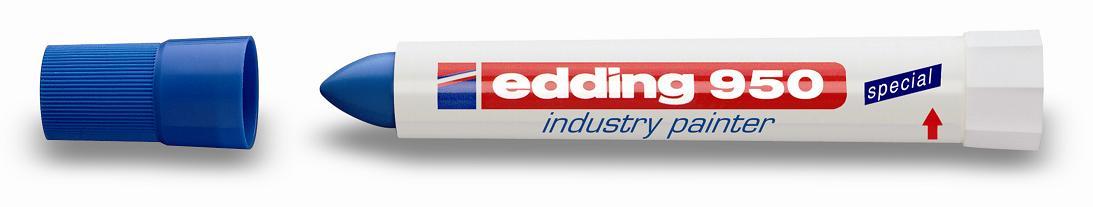 Маркер Edding E-950#1-b#49 запонка arcadio rossi запонки со смолой 2 b 1026 20 e