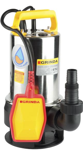 Дренажный насос Grinda Gspp-235-8 насос погружной lavor edspm 12500