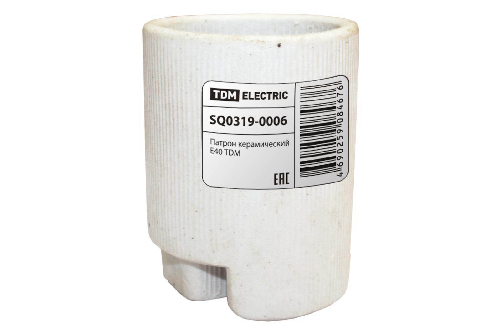 Патрон Tdm Sq0319-0006 изолятор tdm sq0810 0006