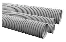 Труба ТДМКабель-каналы, трубы<br>Тип: труба, Наружный диаметр: 20, Внутренний диаметр: 14.2, Длина бухты: 100, Цвет: серый<br>