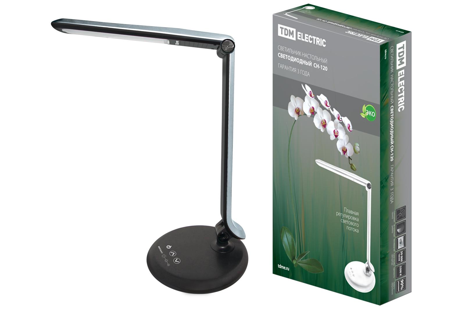 Лампа настольная Tdm Sq0337-0037