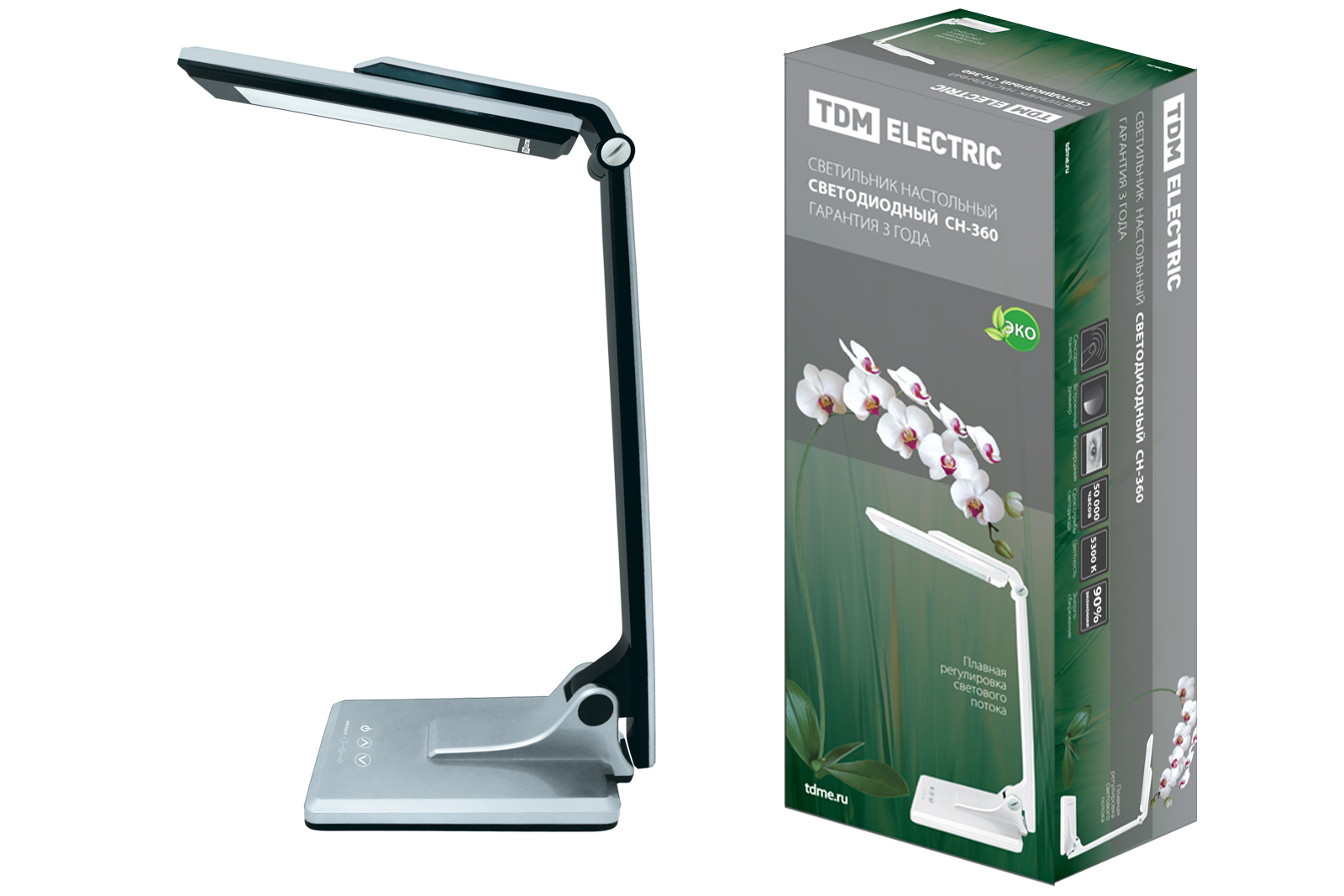 Лампа настольная Tdm Sq0337-0043 настольная лампа tdm electric сн 360 sq0337 0043 chrome