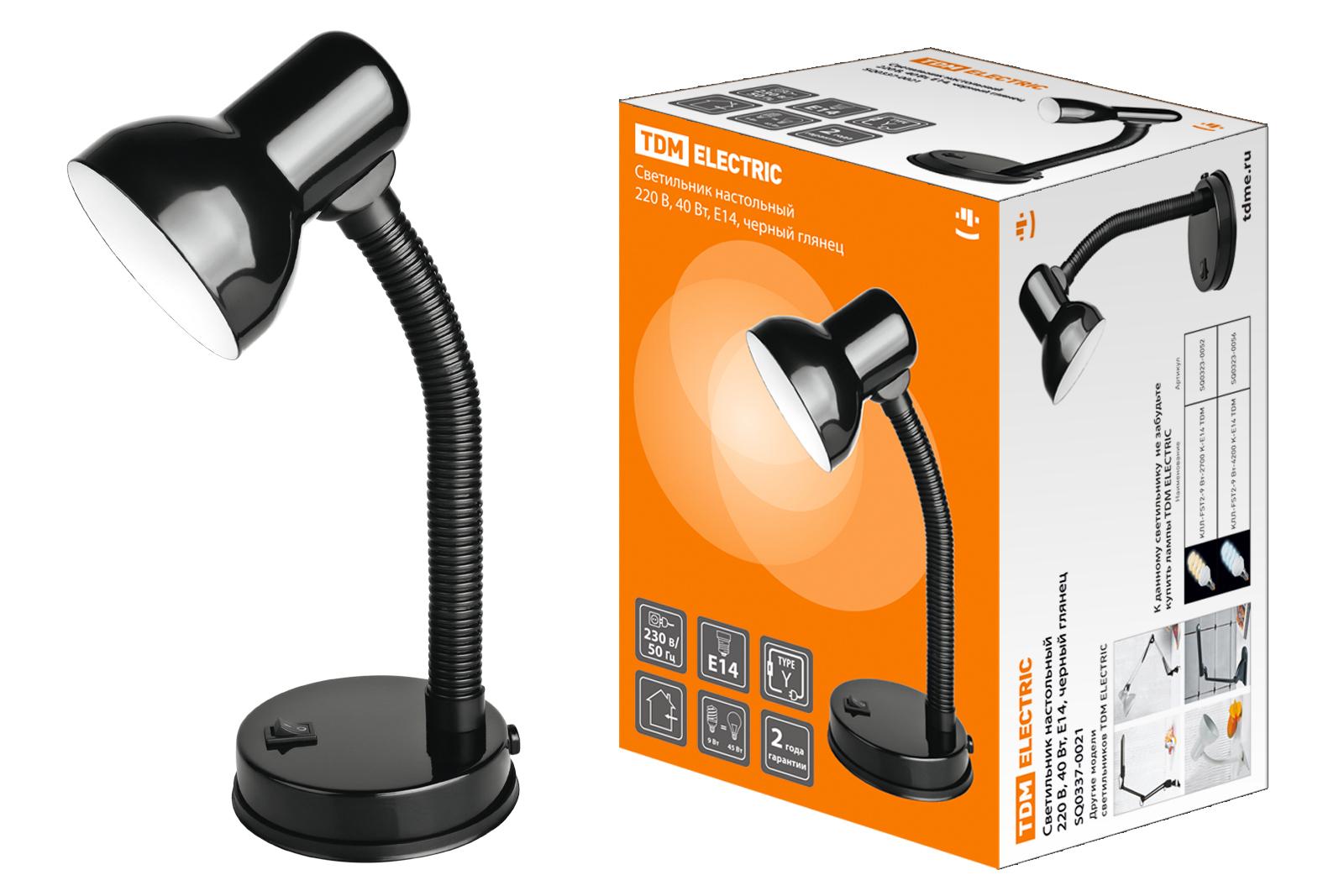Лампа настольная Tdm Sq0337-0021 автомат tdm sq0218 0021