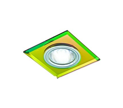 Светильник встраиваемый TDM СВ 03-01 MR16
