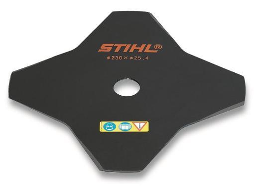 Нож для мотокос STIHL 4z 230 мм
