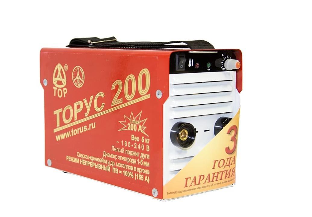 цена на Сварочный аппарат ТОРУС 200