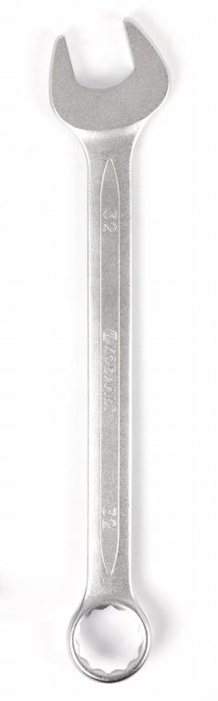 Ключ гаечный комбинированный КОБАЛЬТ 643-002 (32 мм) ключ комбинированный kraft 14 мм кт 700508