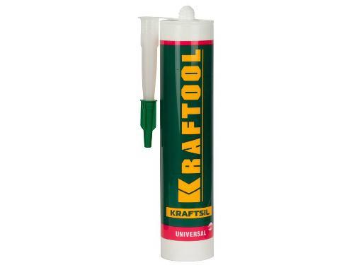 Герметик силиконовый KRAFTOOL 41253-0